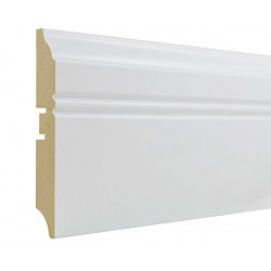 Grīdlīste MDF Smartprofile Paint 100h 100mm 2.40m