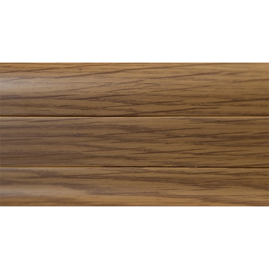 PVC grīdlīstes MAXI 801-2 2500mm*60mm