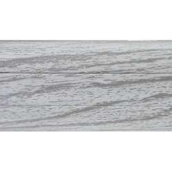 PVC grīdlīstes MAXI 802-2 2500mm*60mm