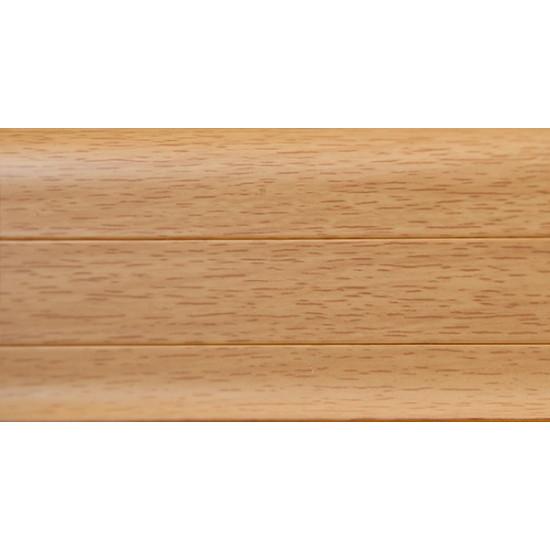 PVC grīdlīstes MAXI 809-2 2500mm*60mm