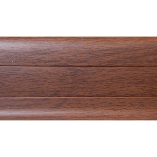 PVC grīdlīstes MAXI 810-2 2500mm*60mm