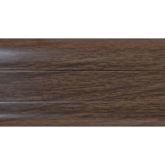 PVC grīdlīstes MAXI 817-2 2500mm*60mm