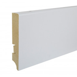 Grīdlīste MDF Smartprofile Paint sp100a 100mm 2.40m