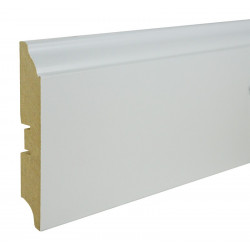 Grīdlīste MDF Smartprofile Paint sp100b 100mm 2.40m