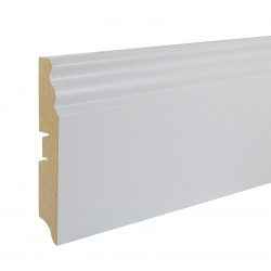 Grīdlīste MDF Smartprofile Paint sp100e 100mm 2.40m