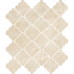 Flīzes GOLDEN BEIGE GB03 Mozaika 27*35 poler rectified OCTAGON