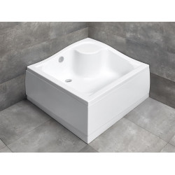 Dušas paliknis Radaway Korfu C 80x80