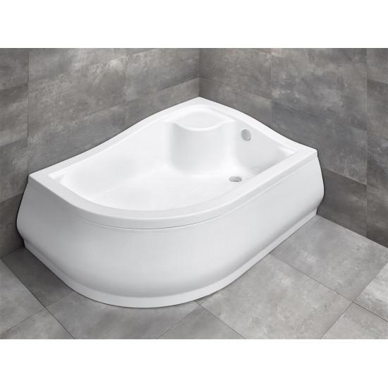 Dušas paliknis Radaway Korfu E 100x80