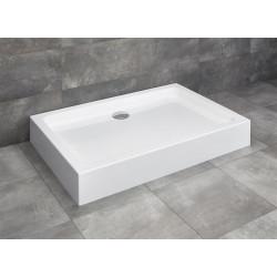 Dušas paliknis Radaway Laros D Compact 90x80