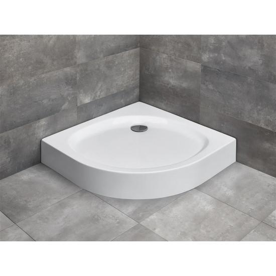 Dušas paliknis Radaway Patmos A Compact 80x80