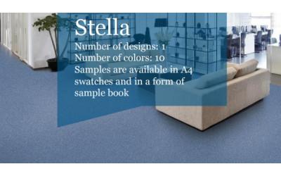 Tarkett Stella - heterogēns linolejs par jauku cenu